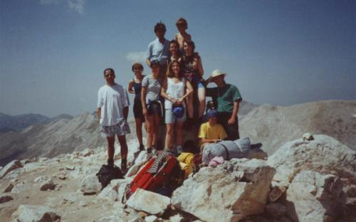 In Pirin Mountain 2000